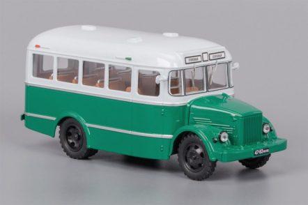 03001 Автобус КАВЗ 651