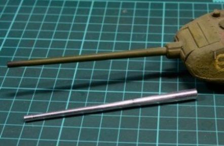 С35001 85-мм ствол ЗИС-С-53 для Т-34/85, Т-44, Т-44М