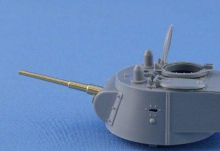 С35003 45-мм ствол танковой пушки для БТ-5, БТ-7, Т-26, Т-35, Т-50, БА-10, БА-6