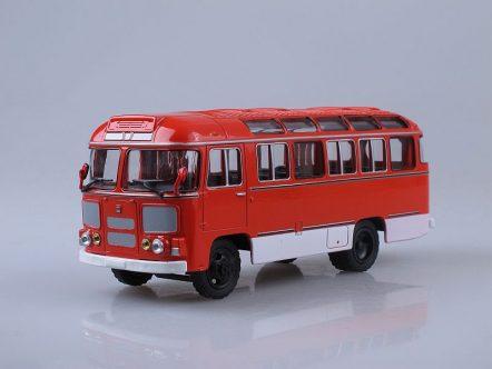 010007 Модель ПАЗ-672М